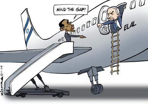 Obama meets Bibi