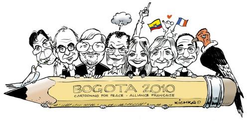 Bogota Peace 2010