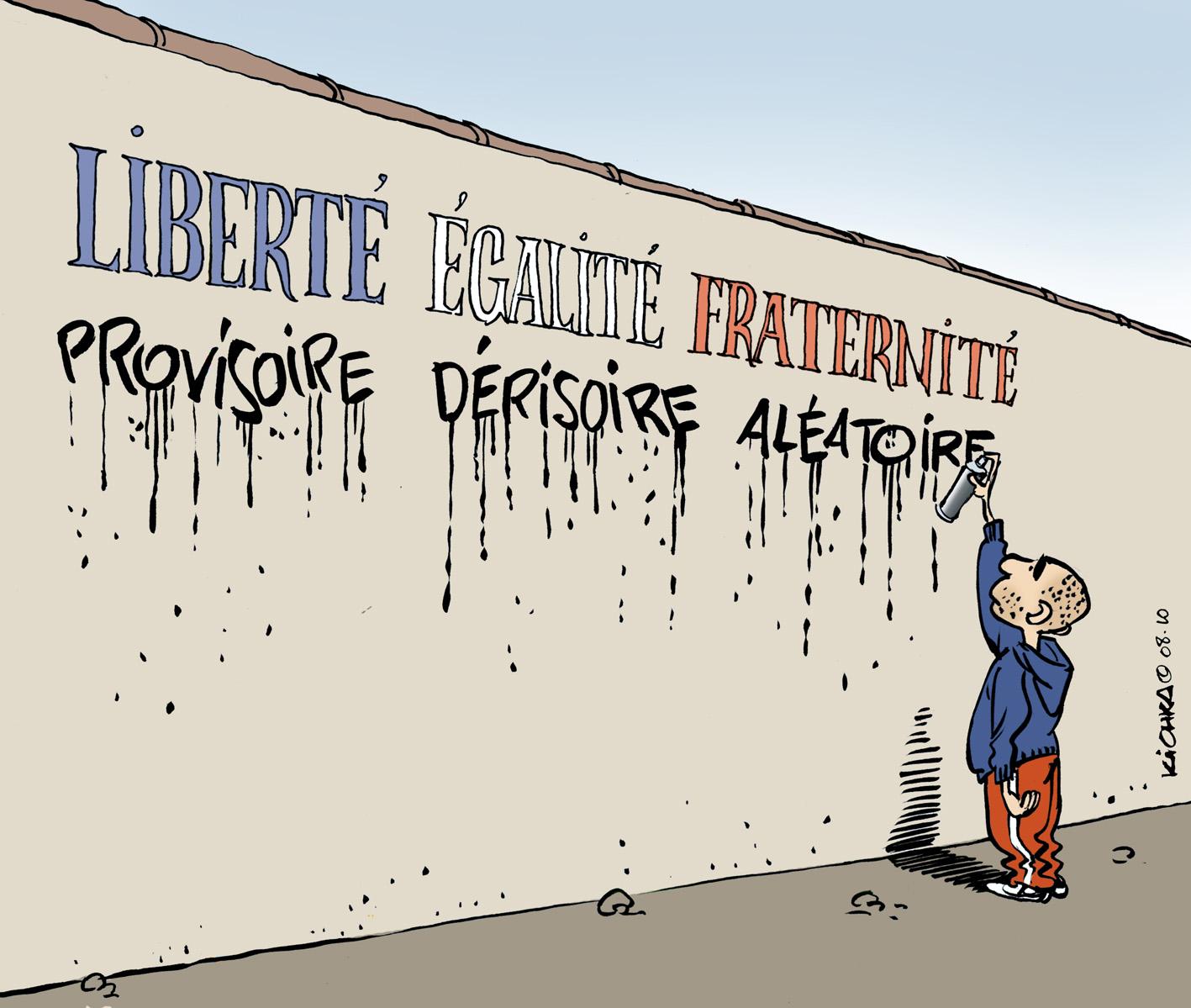 liberte egalite