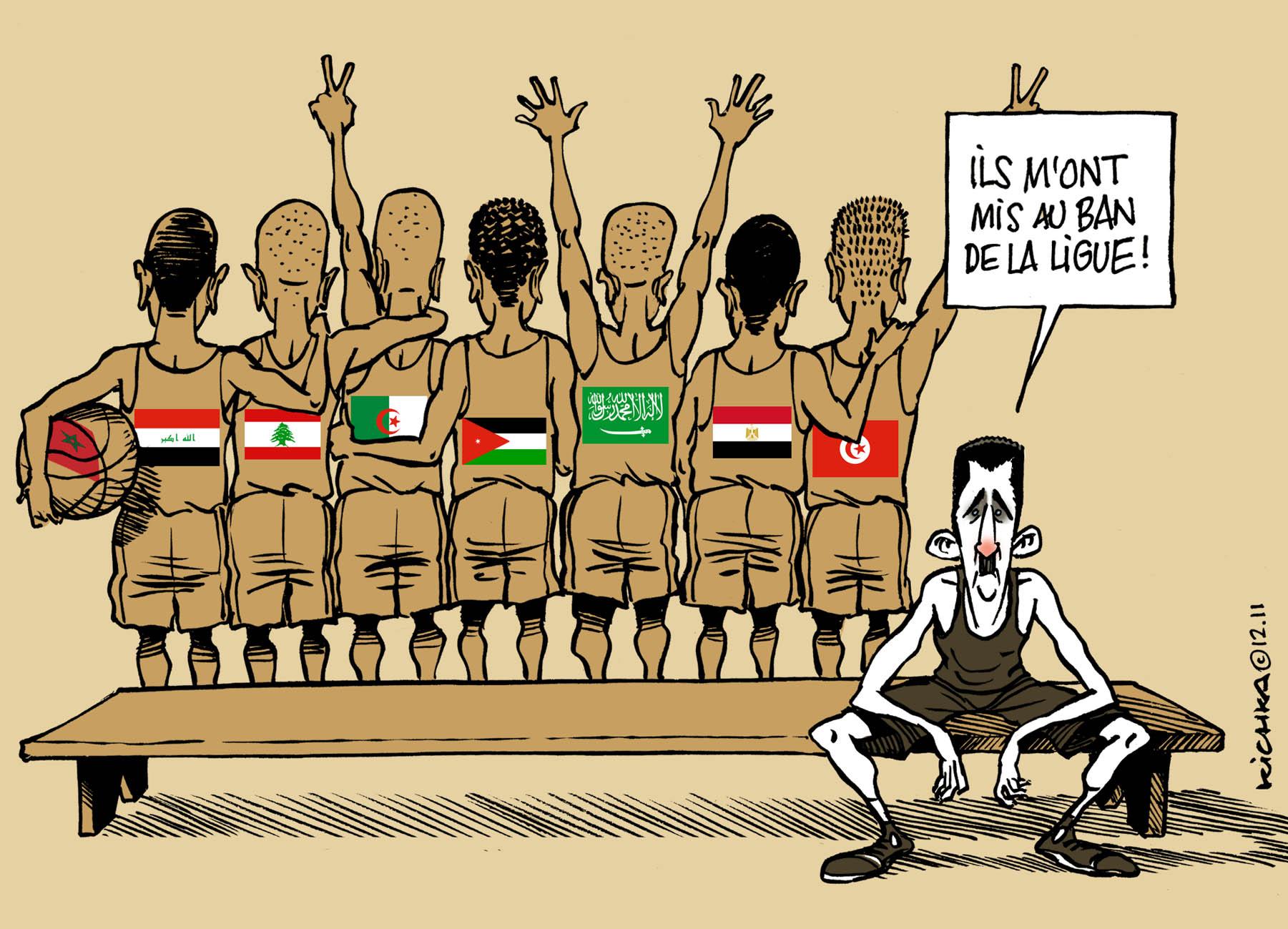 Ligue arabe : caisse de résonance ou coquille vide ?   Causeur