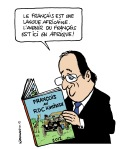 Hollande au RDC 2012