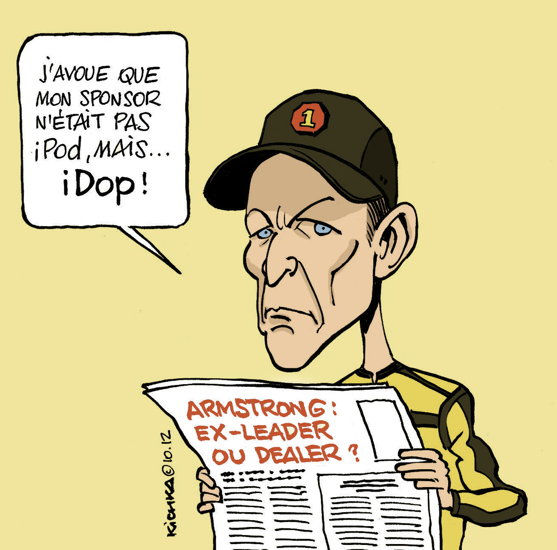10 2 lance armstrong: