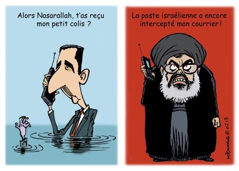 Syrie fev 2013