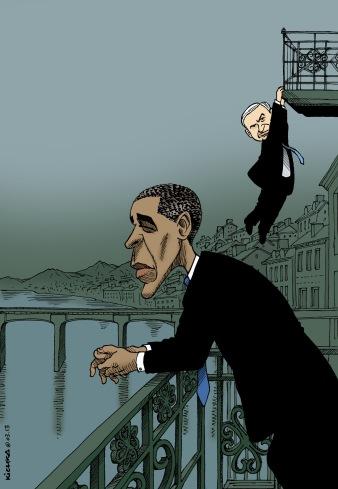 Obama à Bibi 03.13