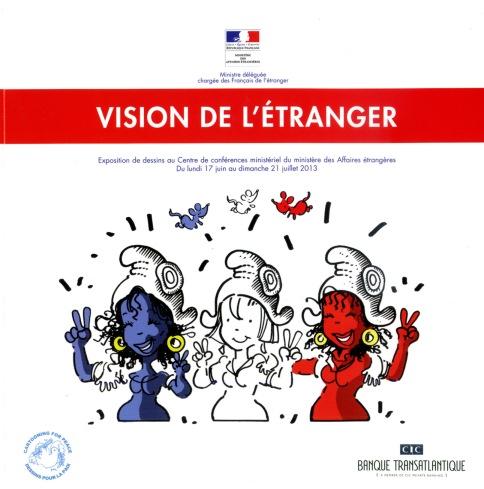 Vision de l'etranger CfP