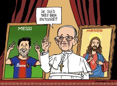Pape François 08.13
