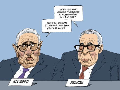 Brahimi and Geneva 2