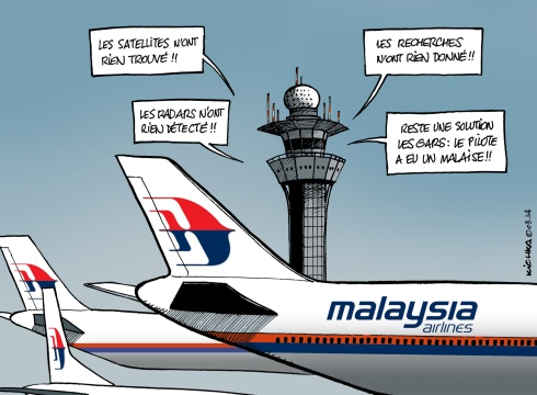 Malaysia Airlines 03.14