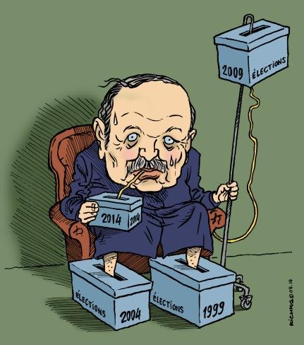 Bouteflika 2014