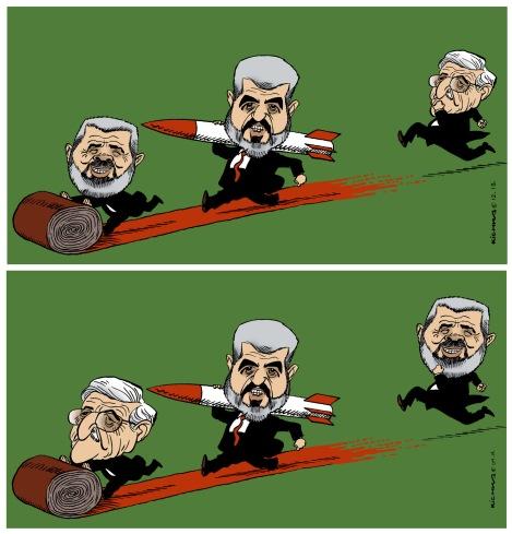 OLP Hamas 2012-2014