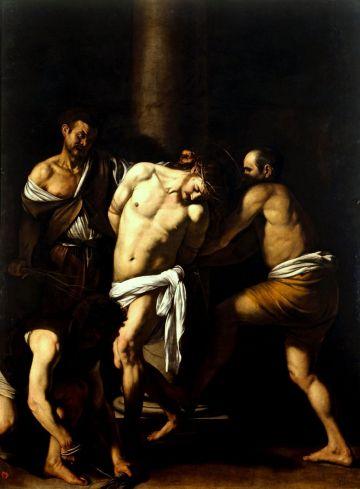 Caravaggio_-_La_Flagellazione_di_Cristo
