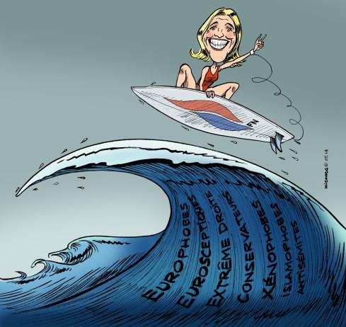 Elections europénnes FN