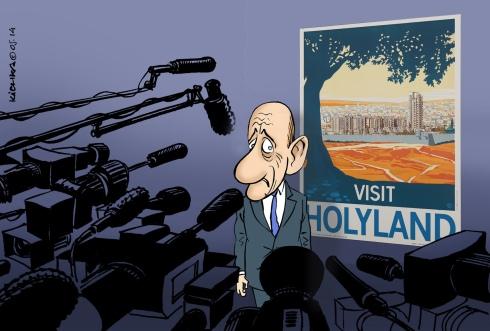 Olmert Holyland