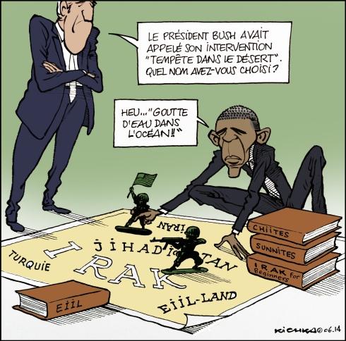 Irak Obama