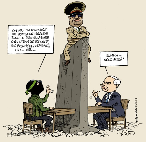 Egypte Hamas Israel