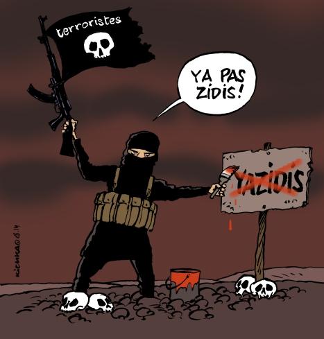 EIIL Yazidis