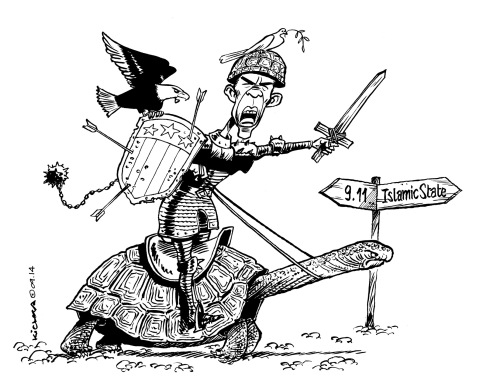 Obama War on ISIS