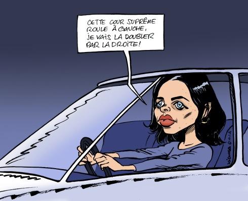 Ayelet Shaked fr