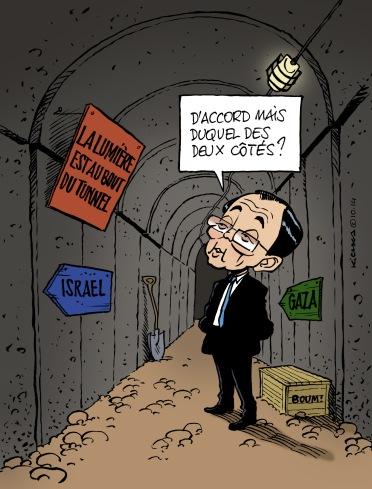 Ban Ki Moon tunnel copy