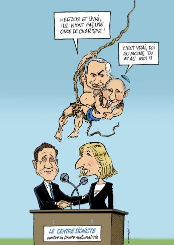 Herzog et Livni