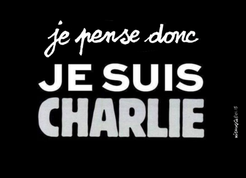 Je pense donc je suis Charlie