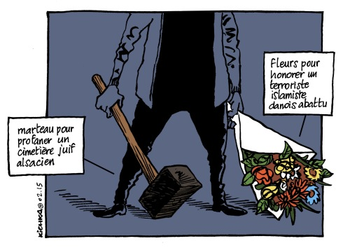 Barbarie France Danemark