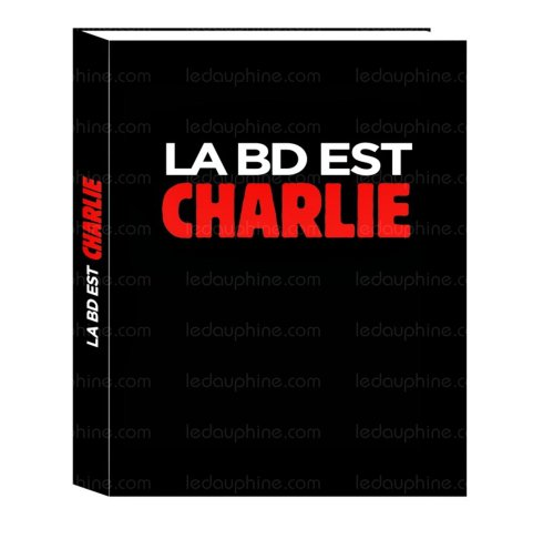 BD Charlie couv