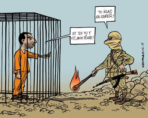 Daesh et Jordanie