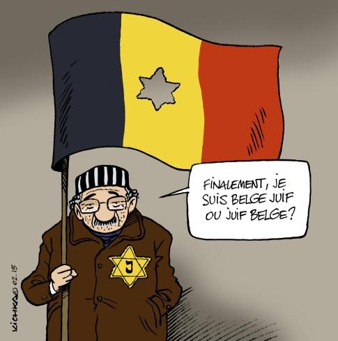 Juif belge ou belge juif