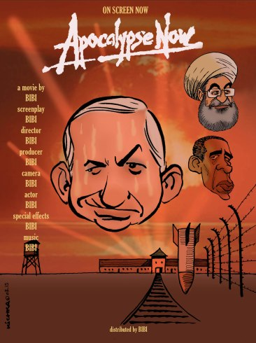 Bibi Apocalypse Now Congress