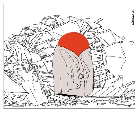 Japan 5 humanitarian crisis