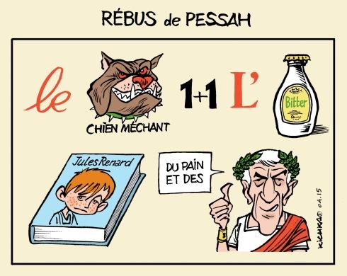 Rebus Pessah 2015
