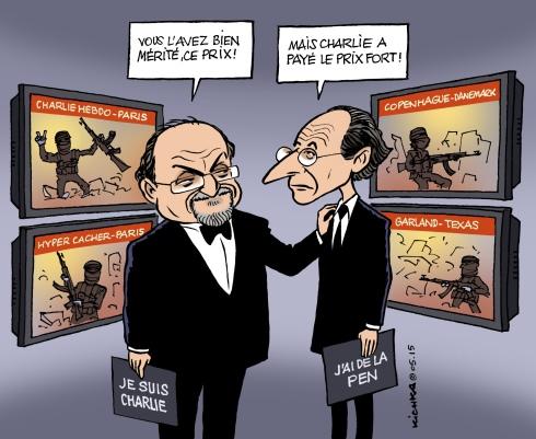 Charlie Pen Rushdie
