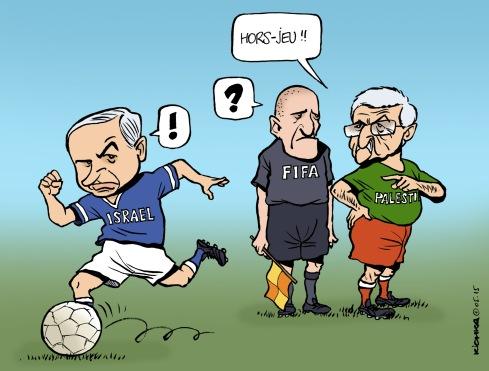 FIFA Israel Palestine