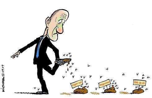Olmert 1er Sept 2009
