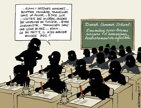 Daesh Summer School