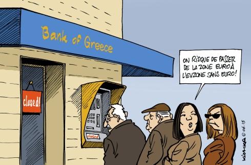 Grèce et Euro