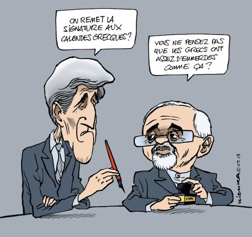 Iran Grece