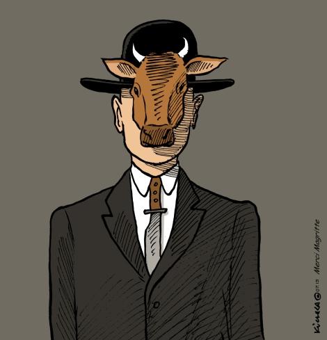 La Villette Magritte