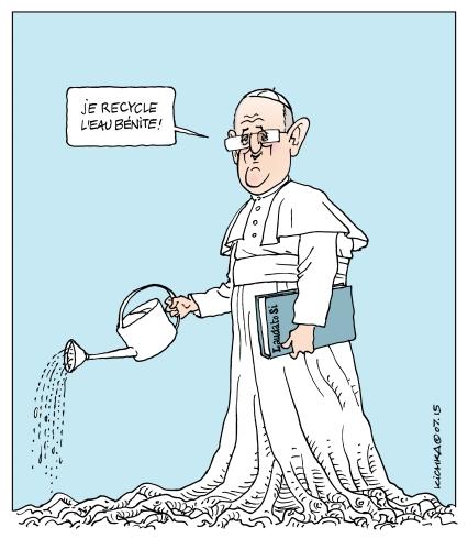Pape Laudato Si