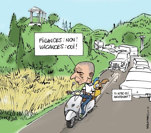 Varoufakis NON