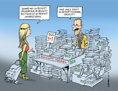 BDS livre