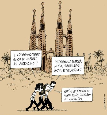 Catalogne separanda