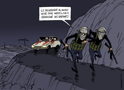 Terreur Palestine