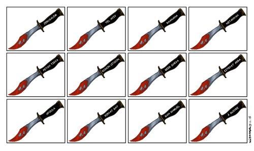 Intifada des couteaux