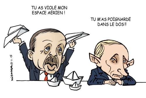 Turquie Russie 11.15