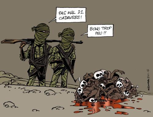 Boko Haram Cameroun 2016