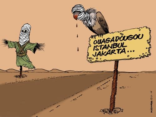 Terreur islamiste