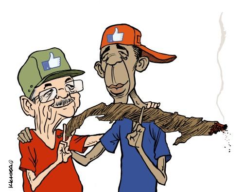 Obama à Cuba