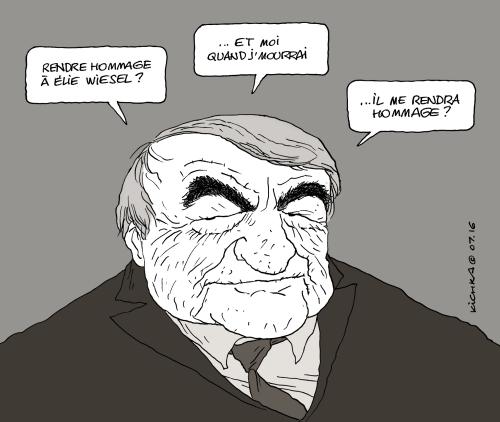 Lanzmann Wiesel